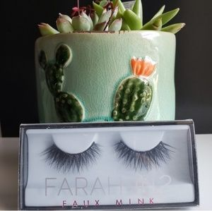 Huda Beauty Farah #12 Faux Mink Lashes